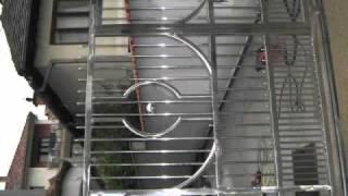 Klizna Kapija,stainless Steel Gate,sliding Gate,inox Gate,edelstahl Hoftore
