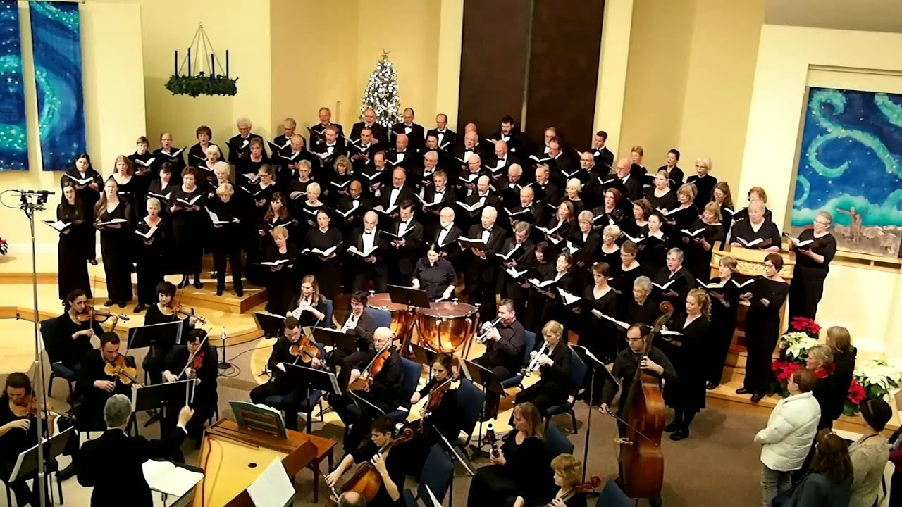 Chorale Music in Whatcom County - Bellingham Whatcom County