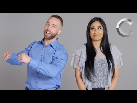 Couples Describe the First and Last Time They Were Intimate | Couples Describe | Cut