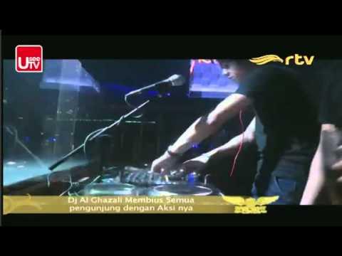 KERENNYA DJ AL-GHAZALI BERAKSI DI KAFE BANJARMASIN BBC PART 3 17/04/2015