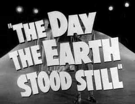 The Day The Earth Stood Still (1951) - Trailer (en)