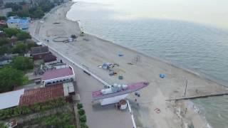 Приморско-Ахтарск набережная 2016(Здравствуйте! Вы рассматриваете Приморско-Ахтарск в качестве места для отдыха, я права? Если надумаете..., 2016-06-15T07:40:39.000Z)