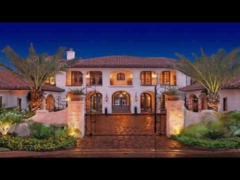 Spanish Style Hacienda House Plans