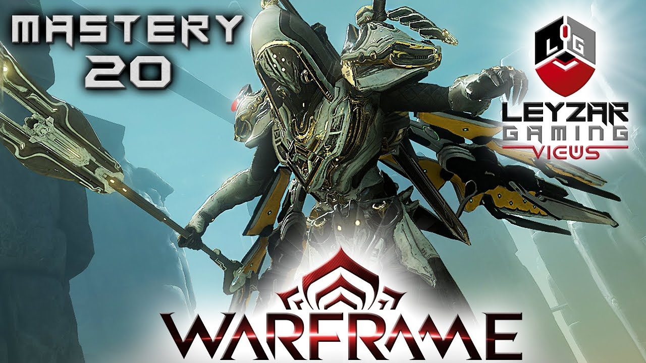 Warframe Best Way To Level Archwing 2020 Mastery Rank 20 Test   Archwing Obstacle Course (Warframe Gameplay