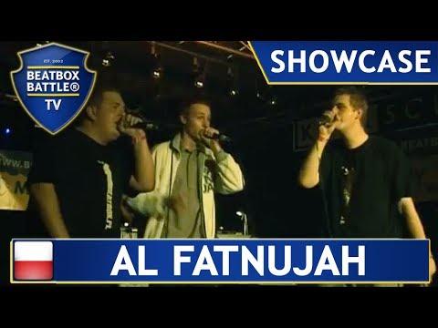 Al Fatnujah from Poland - Showcase 1/2 - Beatbox Battle TV