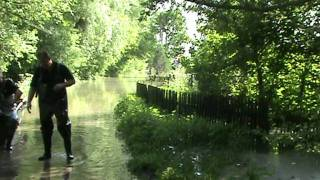 wielka woda Płock 2010