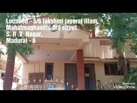 House for sale || Madurai || Thirunagar