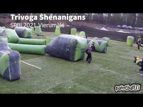 Trivoga Shenanigans - SPBL2021 Vierumäki #shorts
