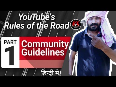YouTube warning strike | Community Guideline Strike Remove