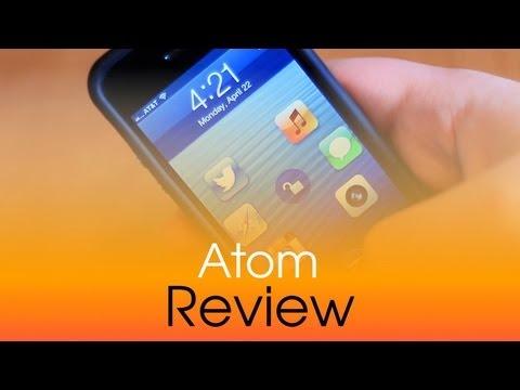 Atom for jailbroken iPhones is a welcome lockscreen overhaul