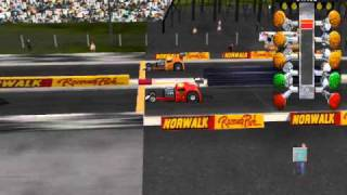 IHRA DRAG RACING GAME AA/FUEL ALTEREDS