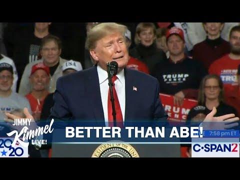 Jimmy Kimmel On Oscar Nominations & Trump's Lies
