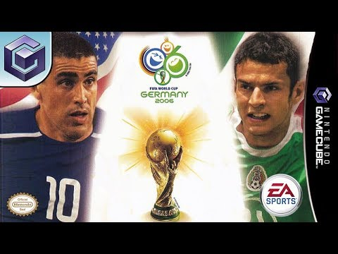Longplay of FIFA World Cup: Germany 2006/2006 FIFA World Cup