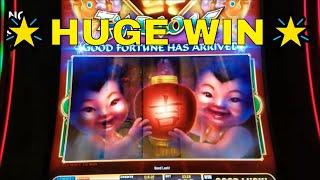 FU DAO LE Slot Machine  🎈🌟HUGE🌟 🎈 Bonus Win & Babies 🙌Big Win 🙌