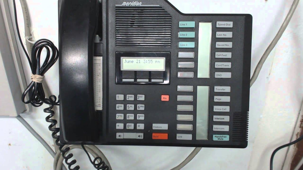 norstar ring programming youtube rh youtube com 100 Voice Mailbox Norstar System nortel telephone system manual