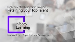 High-potential Leadership Development - HIPO Programs | Infopro Learning