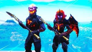 Brand New LAVA LEGENDS PACK in Fortnite
