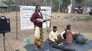 Naren Hansda - Disom Sanghar Parsi Sagar