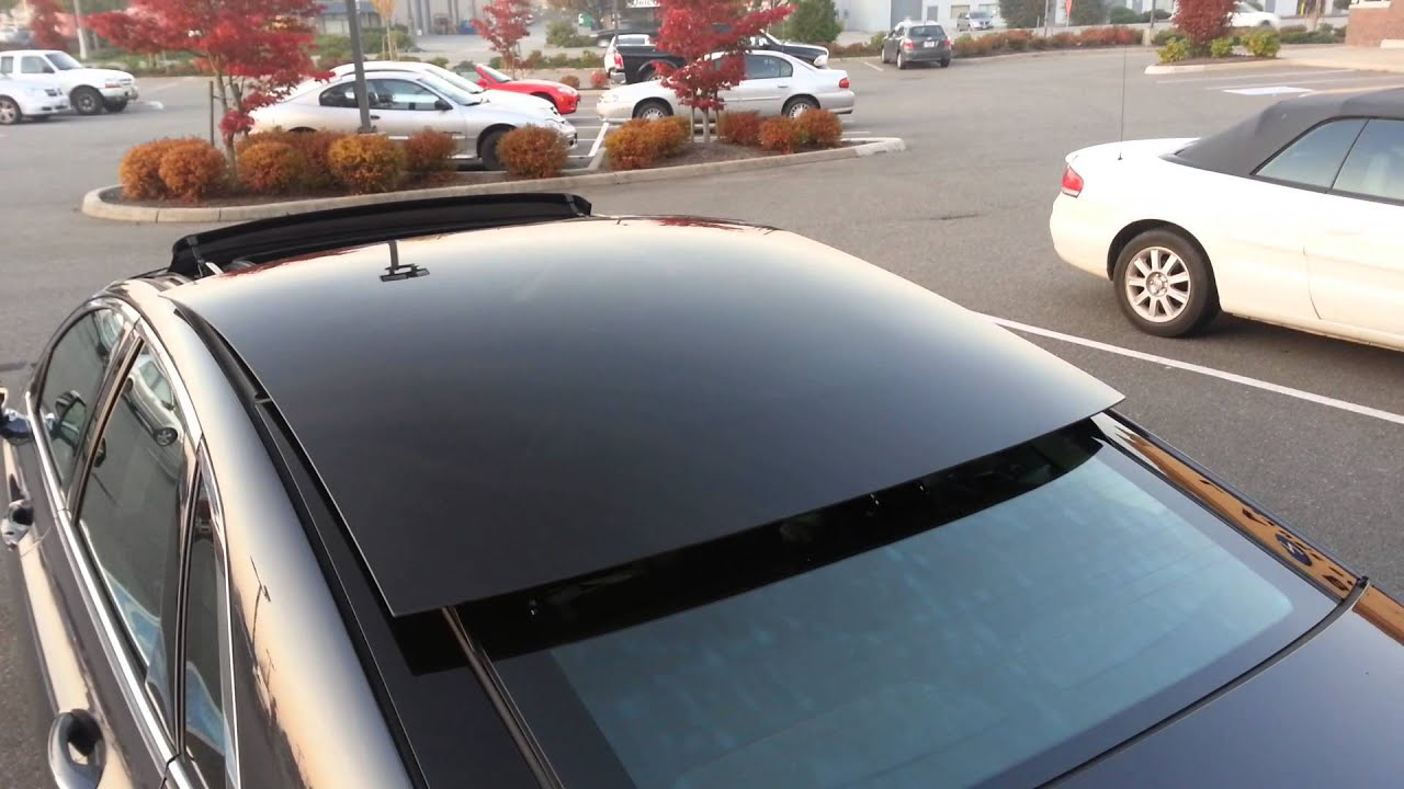 2013 Lincoln Mkz 2 0 Eco Boost Huge Sunroof Youtube
