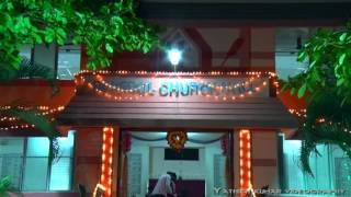 Reception highlights of Kishore & gayathri