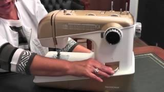 Euroinstitut | Práce s šicím strojem