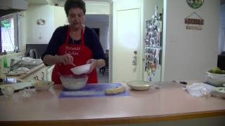 Marina's Kitchen - Italian Lemon Biscuits