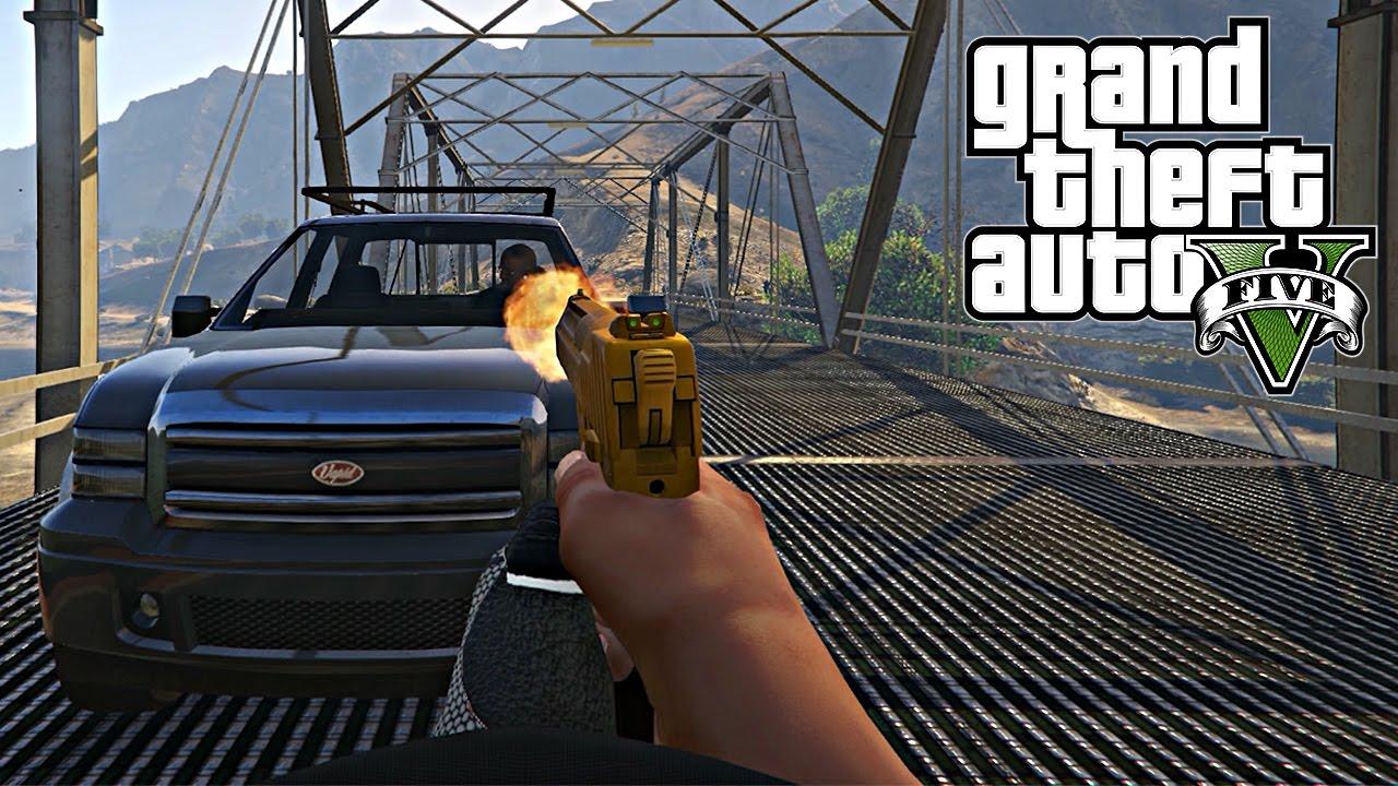 GTA V Assassino de Aluguel - O Pior alvo de todos #37