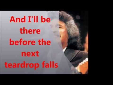 Before the next teardrop falls Freddy Fender Lyrics