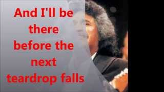 Before the next teardrop falls Freddy Fender Lyrics