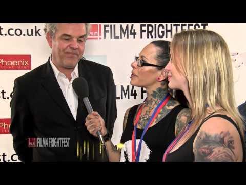 Film4 FrightFest 2015  Bernard Rose And Danny Huston On The Red Carpet