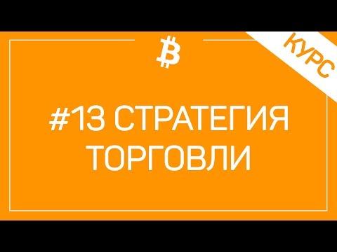 # Урок 13. Как торговать криптовалютой. Лучшая стратегия по торговле и заработку биткоинов и альткоинов.