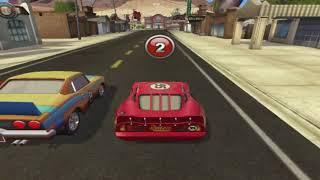 Тачки 2 Молния МакКуин 🚘 ВСТРЕЧА 🚖 Cars 2 Lightning McQueen