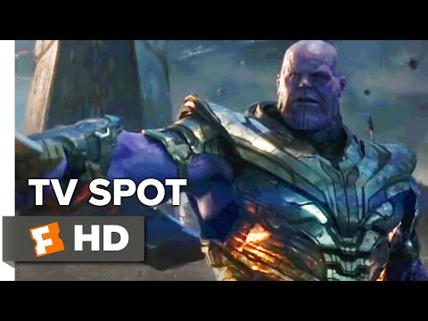 Avengers: Endgame TV Spot - Big Review 2019  Movieclips Coming Soon