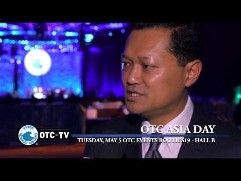 OTC Asia 2016 Preview