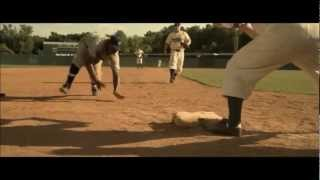 """42"" Movie Featurette Trailer - Jackie Robinson Story"