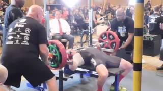 John Haack | 787.5kg/1736lb total at 82.4kg/181.6lbs | USAPL Raw Nationals 2015