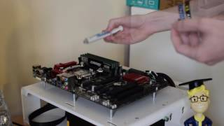 How to Install A Noctua NH-L12 Cooler