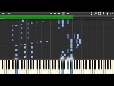 Naruto Shippuden ED 35 - Trouble Maker [Piano]