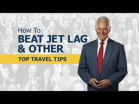 How to Beat Jet Lag and Other Top Travel Tips