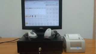 видео Сканер штрих-кода Zebex Z-3101, zebex 3101, zebex 3101 z