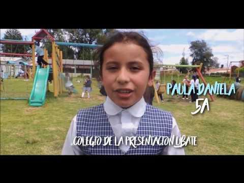 VIDEO COLEGIO PRESENTACIÓN UBATÉ