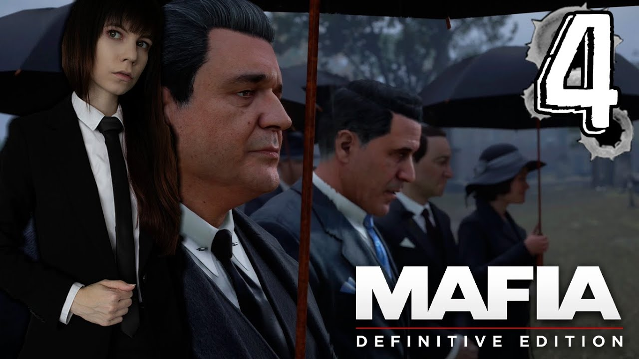 FUNERAL AFTER THE FUNERAL - Mafia: Definitive Edition - Part 4