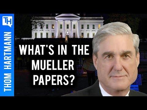 The Mueller Papers Exposed (w/ Ryan Grim)