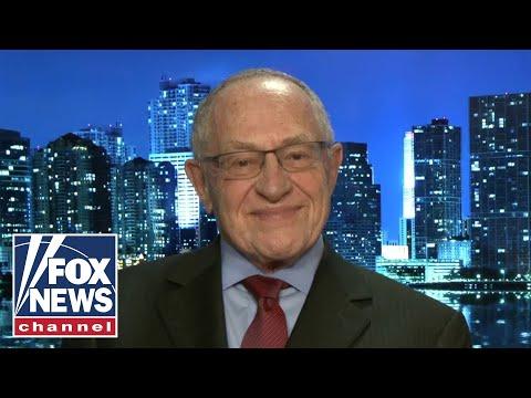 Dershowitz responds to
