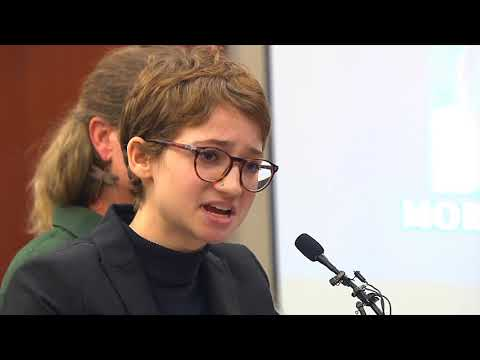 Morgan McCaul lashes out at Larry Nassar and MSU