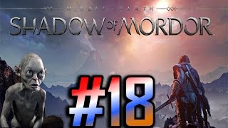 Middle-Earth: Shadow of Mordor Gameplay/Walkthrough HD - Defenseless - Part 18