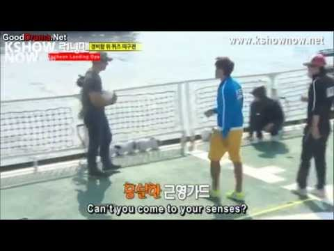 Kim Jong Kook protects Moon Geun Young