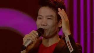 The Voice Cambodia - មាស ណារិន - ខ្ញុំសុំស្រវឹង - 10 Aug 2014