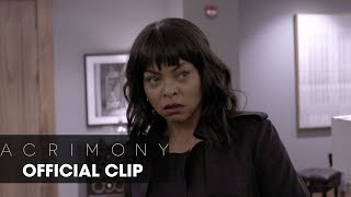 "Tyler Perry's Acrimony (2018 Movie) Official Clip ""I'm So Proud Of You"" – Taraji P. Henson"