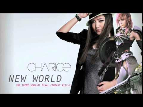 New World / Charice Instrumental cover